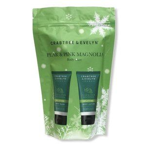 CRABTREE & EVELYN Pear & Pink Magnolia Body Care G